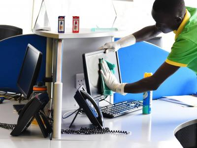 Simplest ways to keep your office tidy